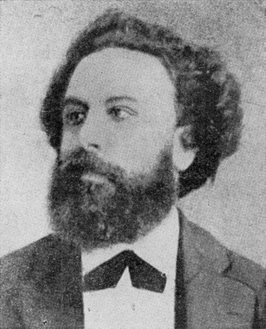 Estanislao del CampoMaciel y Luna Brizuela.