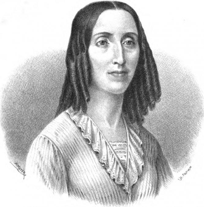 Juana Manuela Gorriti.