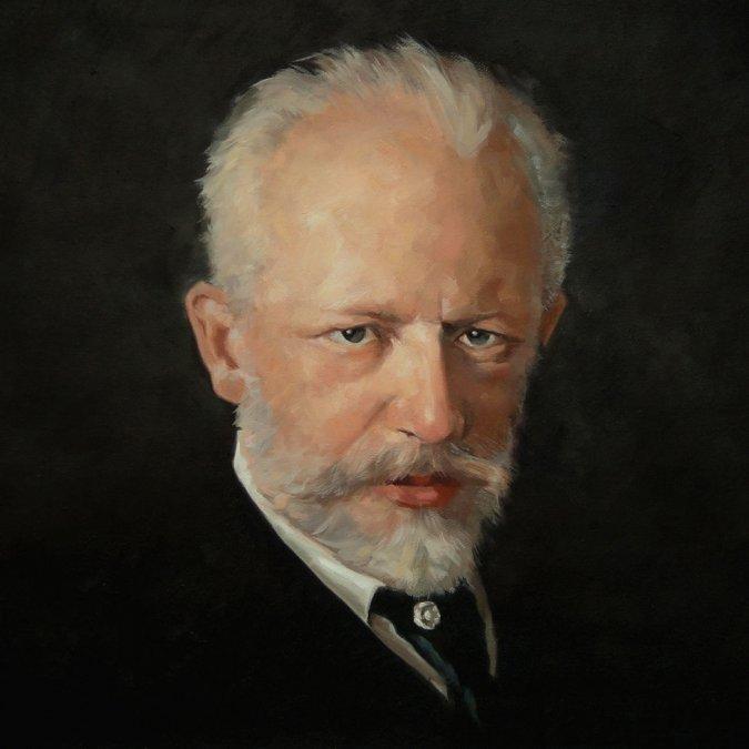 Piotr IlichTchaikovsky.