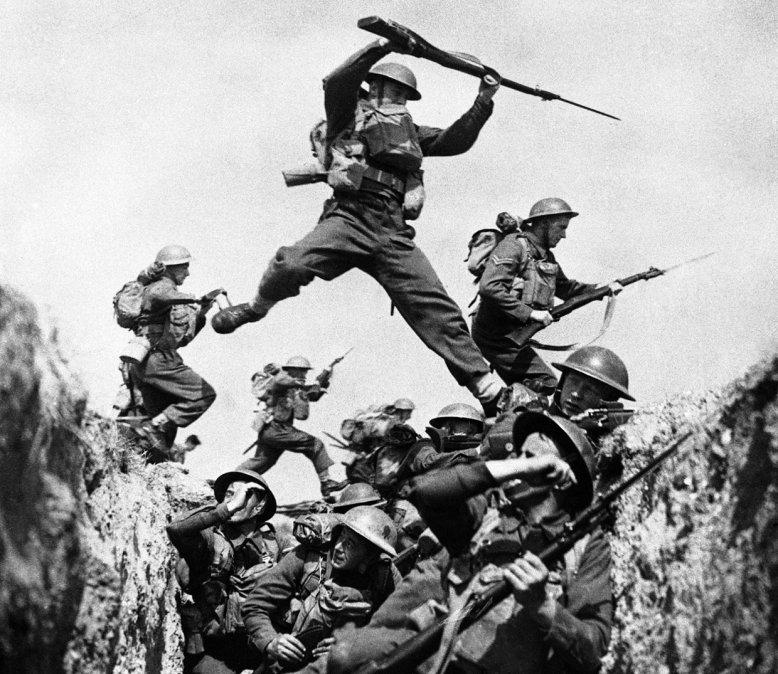 A cien años del final de la Primera Guerra Mundial