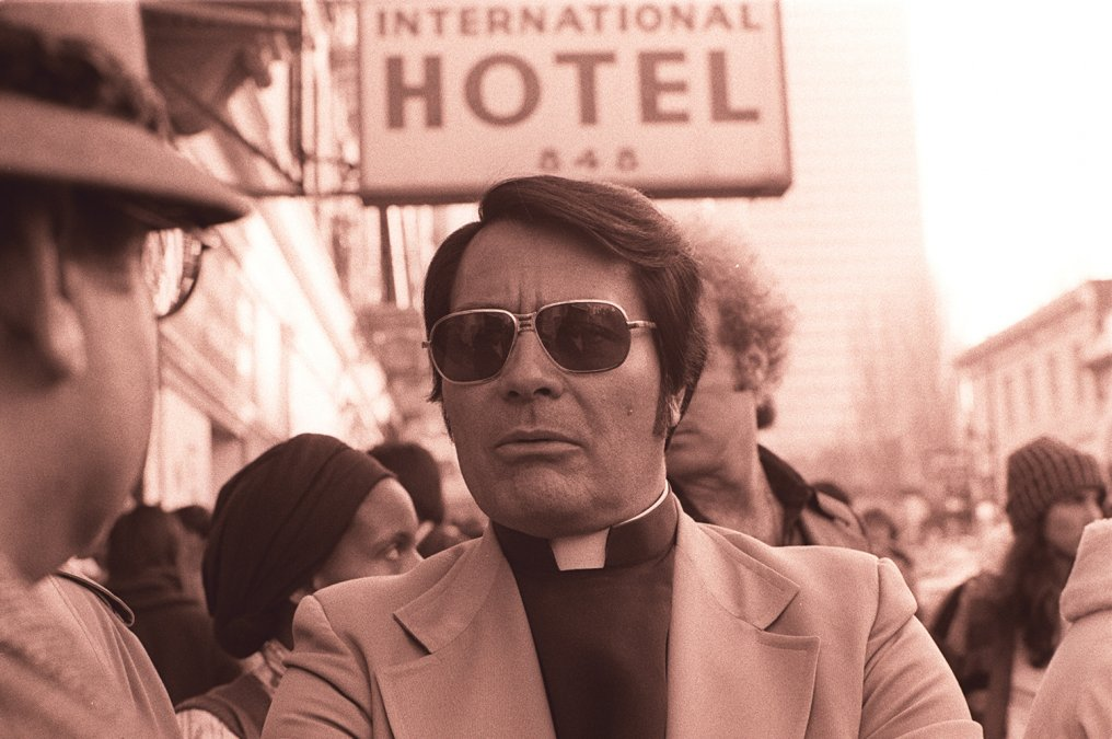 Jim Jones.