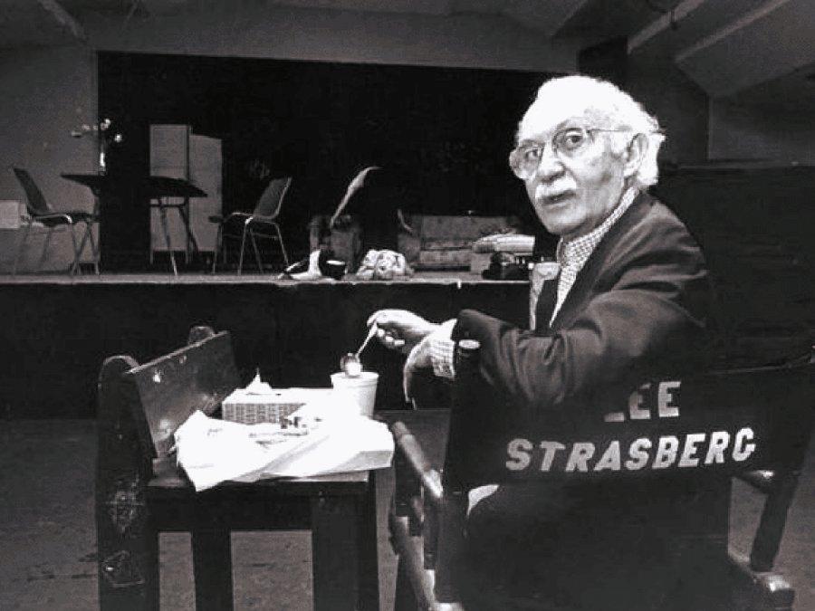 Israel Lee Strasberg (17 de noviembre de 1901 – 17 de febrero de 1982).