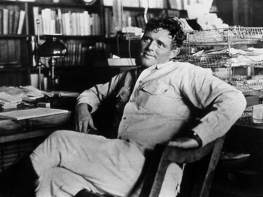 Jack London (San Francisco