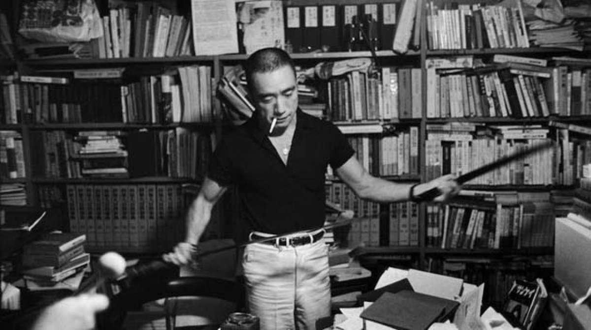 Yukio Mishima (三島 由紀夫) (14 de enero de 1925 - 25 de noviembre de 1970)