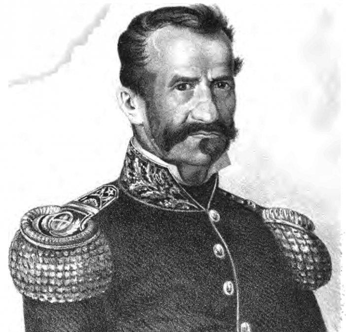 Gregorio Aráoz de Lamadrid (San Miguel de Tucumán