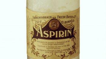 La historia oculta de la aspirina