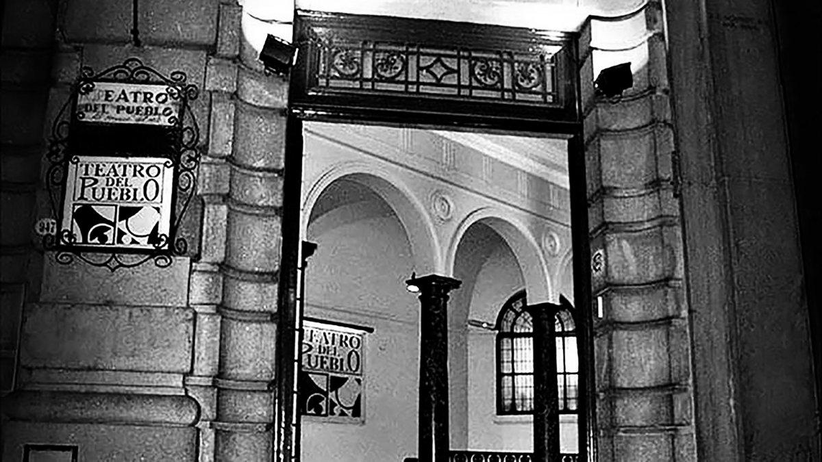 Historia del off: el Teatro del Pueblo