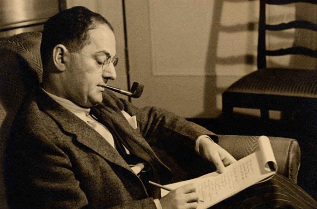 Ira Gershwin(Nueva York