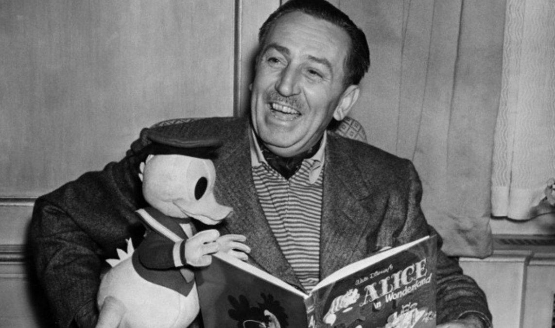 Walt Disney, creador de fantasías