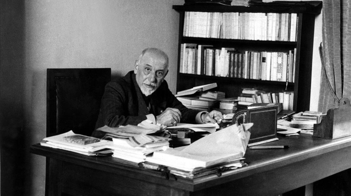 Luigi Pirandello(Agrigento