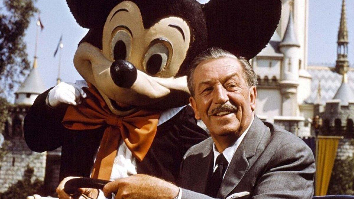 La tumba de hielo: Walt Disney (1901-1966) | Walt Disney, Mickey Mouse