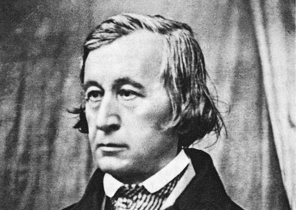 Wilhelm Grimm(24 de febrero de 1786 - 16 de diciembre de 1859).