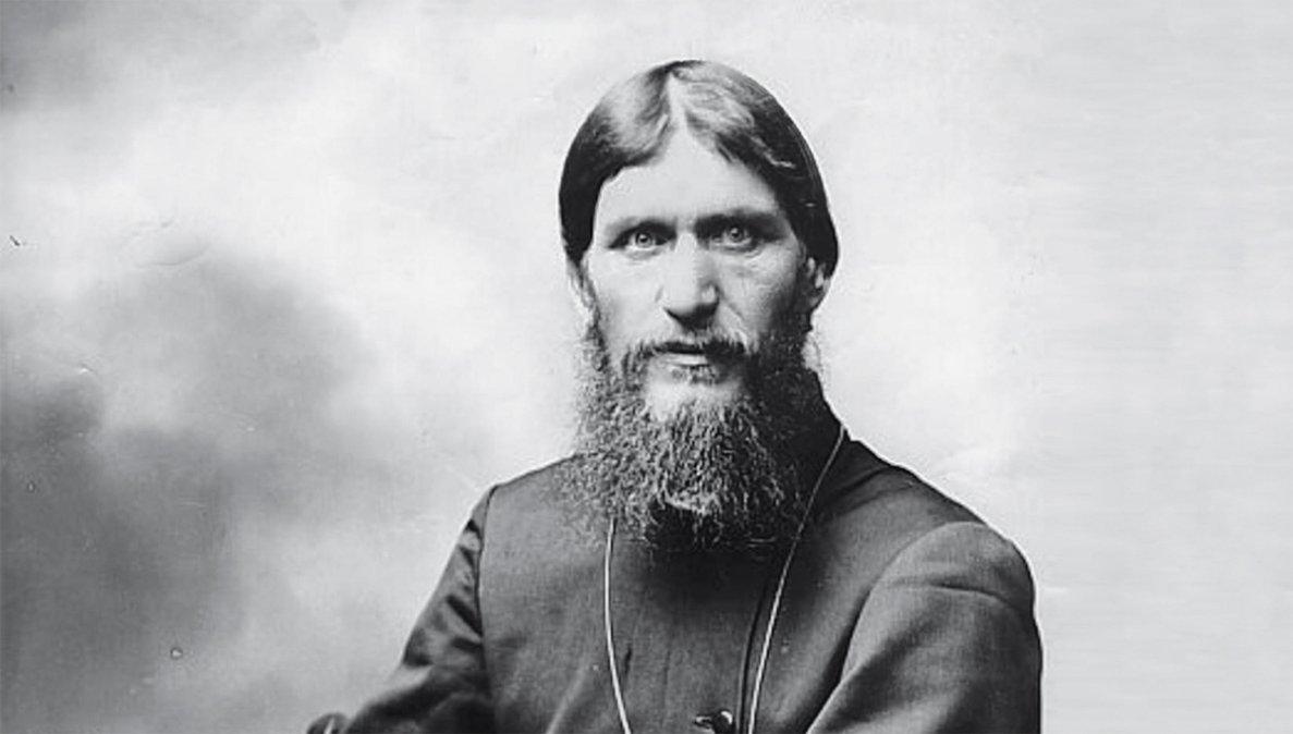 Grigori Yefímovich Rasputín.