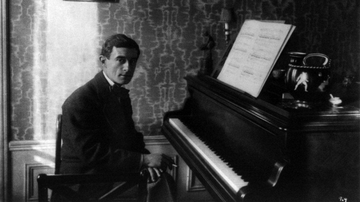 JosephMaurice Ravel(7 de marzo de 1875 - 28 de diciembre de 1937).
