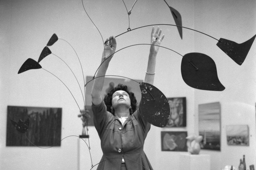 Peggy Guggenheim(Nueva York