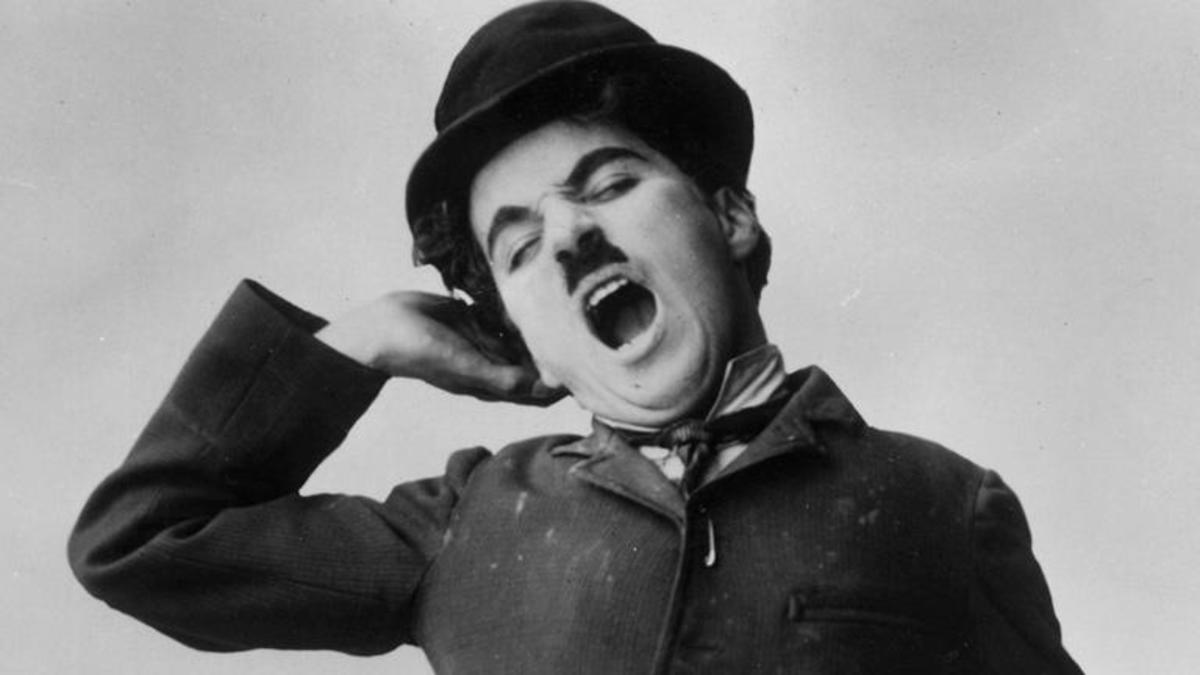 CharlesSpencer «Charlie»Chaplin(16 de abril de 1889 - 25 de diciembre de 1977).