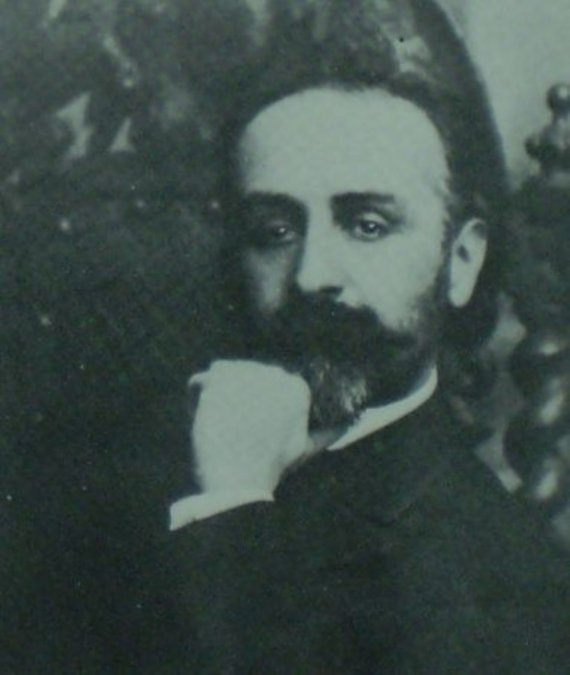 Lucio Vicente López(13 de diciembre de 1848 - 29 de diciembre de 1894).