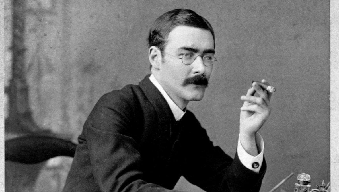 JosephRudyard Kipling(30 de diciembre de 1865 - 18 de enero de 1936).