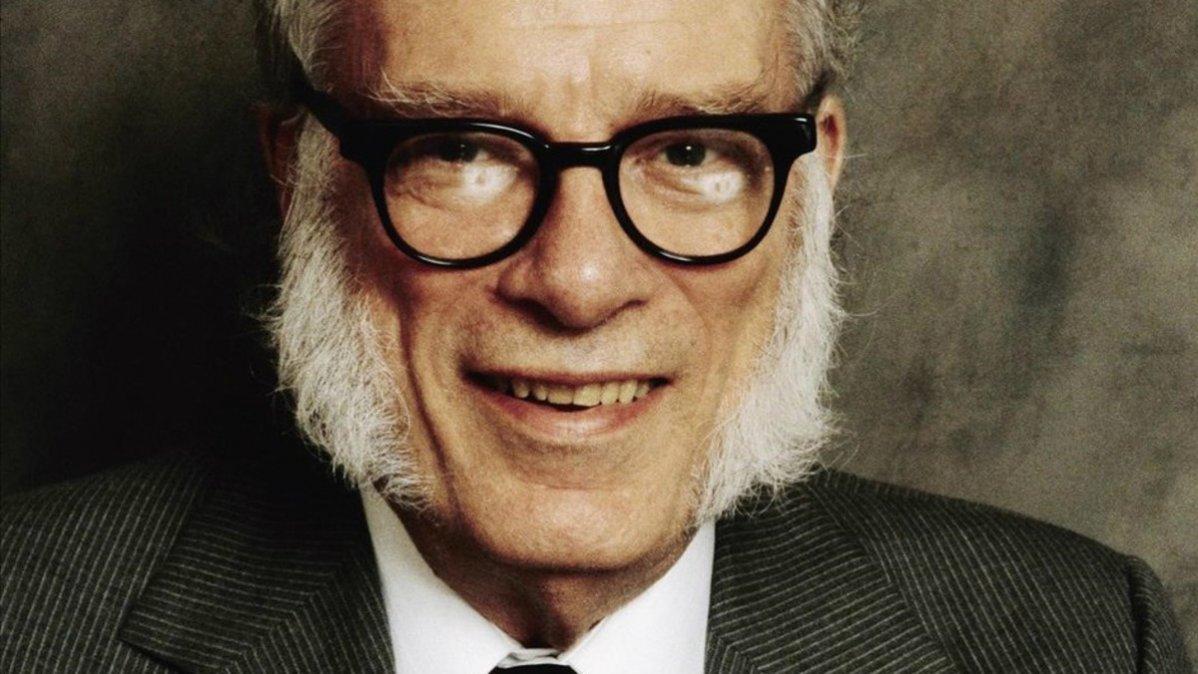Isaac Asimov (2 de enerode1920 -6 de abrilde1992).
