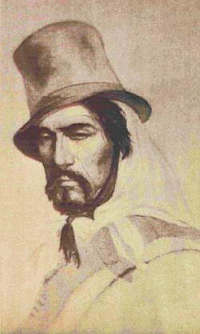 Antonio Rivero - conocido como gaucho Rivero.
