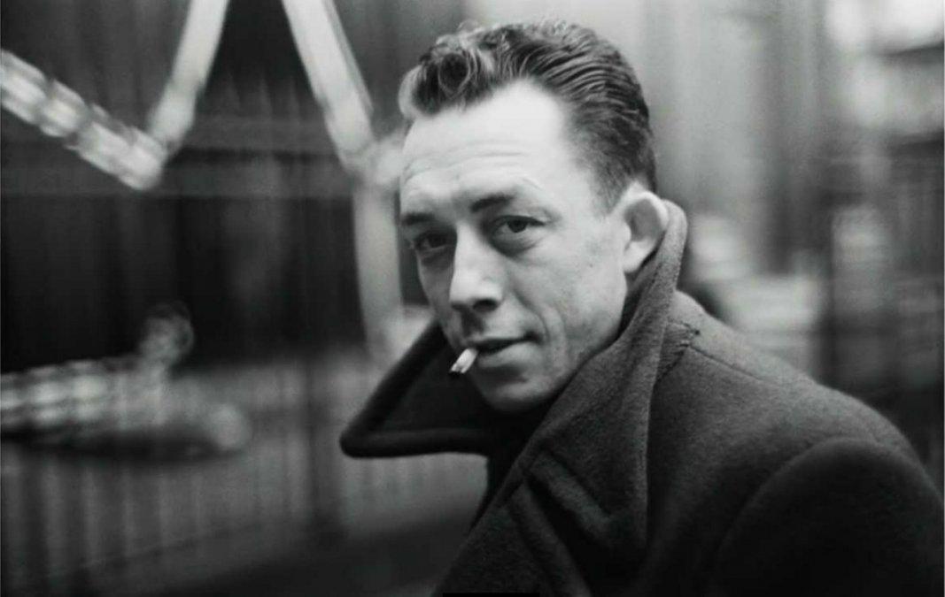 Albert Camus(7 de noviembre de 1913 - 4 de enero de 1960).