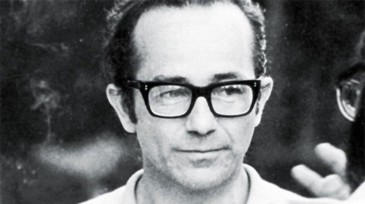 RodolfoJorgeWalsh(9 de enero de 1927 - desaparecido por la última dictadura argentina en Buenos Aires