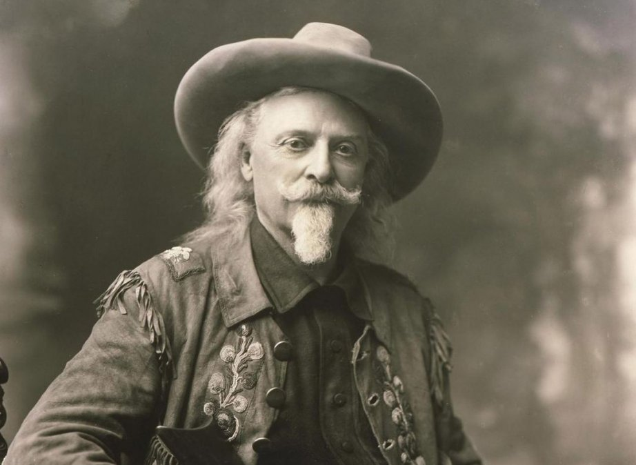 William Frederick Buffalo Bill Cody.