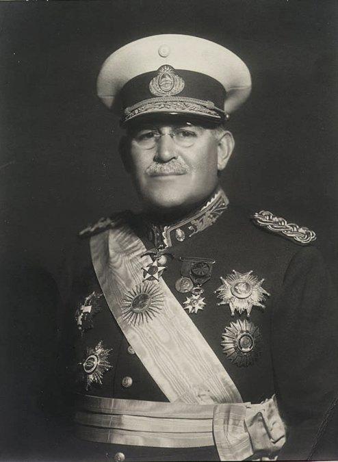 Agustín Pedro Justo(26 de febrero de 1876 -11 de enero de 1943).