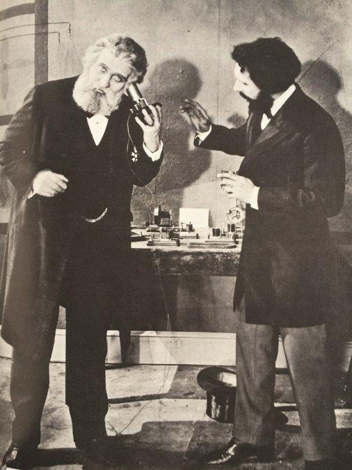 El 14 de enero de 1876 se creó el Teléfono