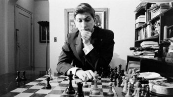 Bobby Fischer contra el mundo