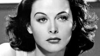 Hedy Lamarr, mucho más que una cara bonita