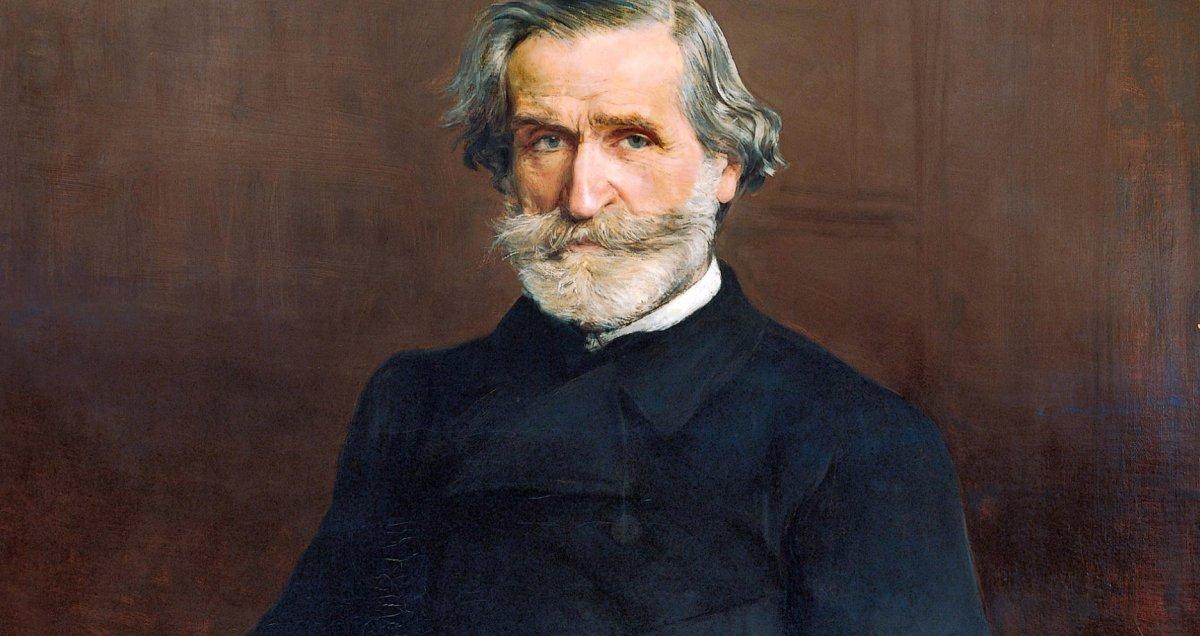 GiuseppeFortunino FrancescoVerdi.