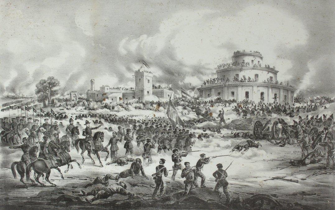 La batalla que cambió a una nación