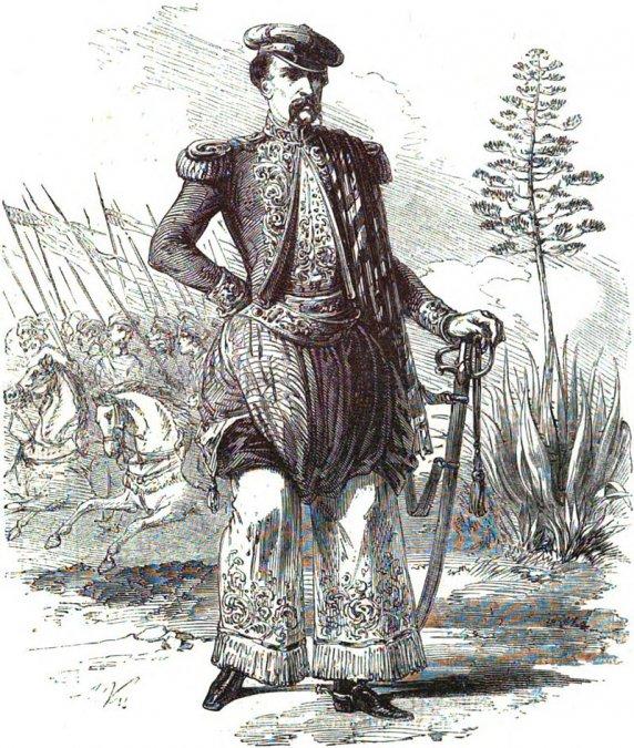 General Urquiza.