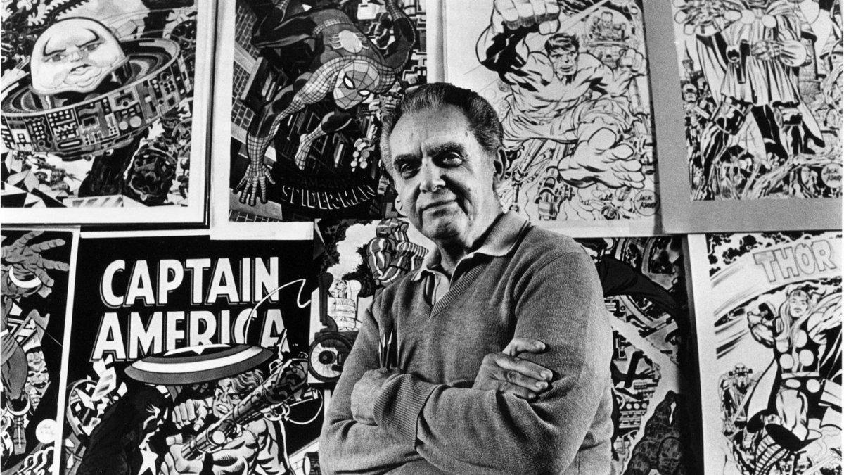Jack Kirby.