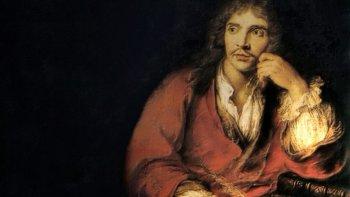 Molière, el cadáver imaginario