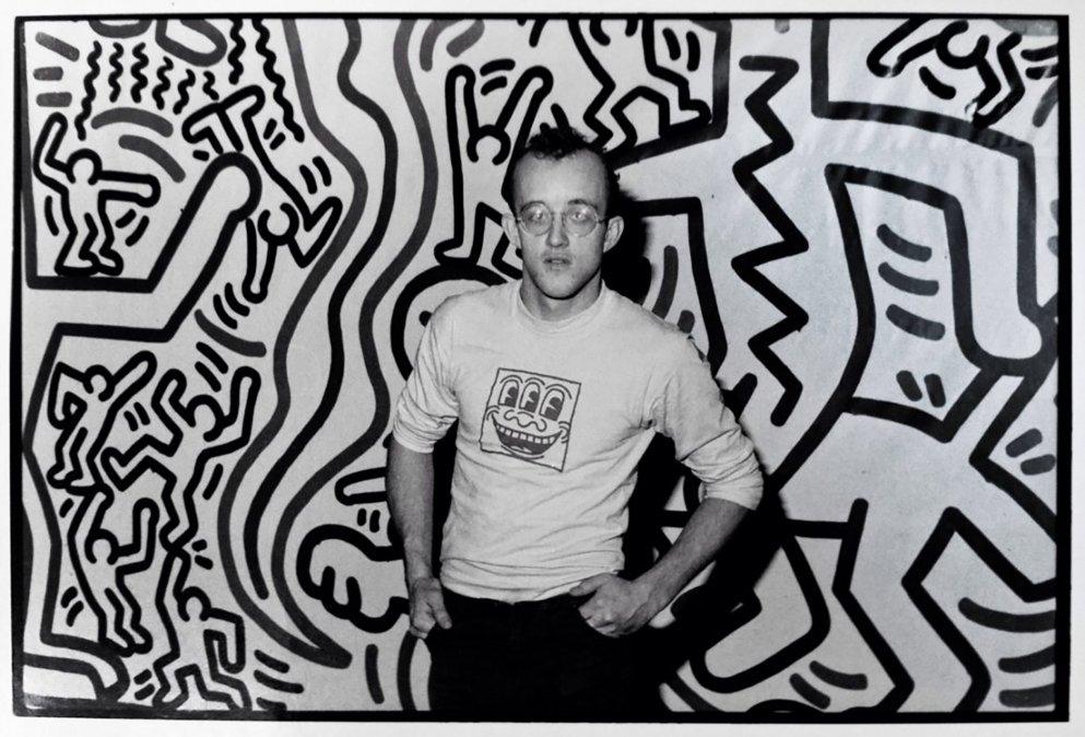 Keith Haring, un arte para todos