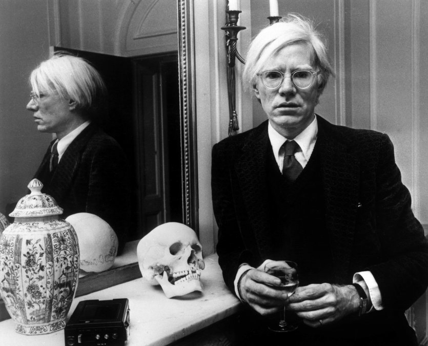 Andy Warhol: la cárcel de cristal