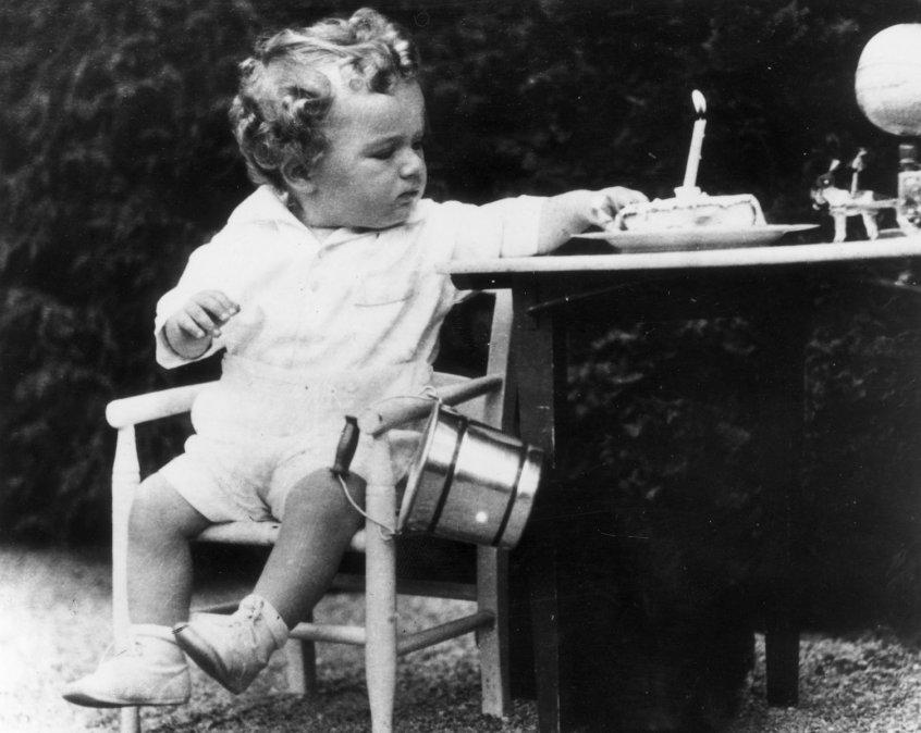 Charles Augustus Lindbergh Jr.