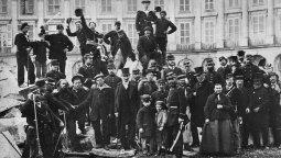 Los comuneros de Paris.