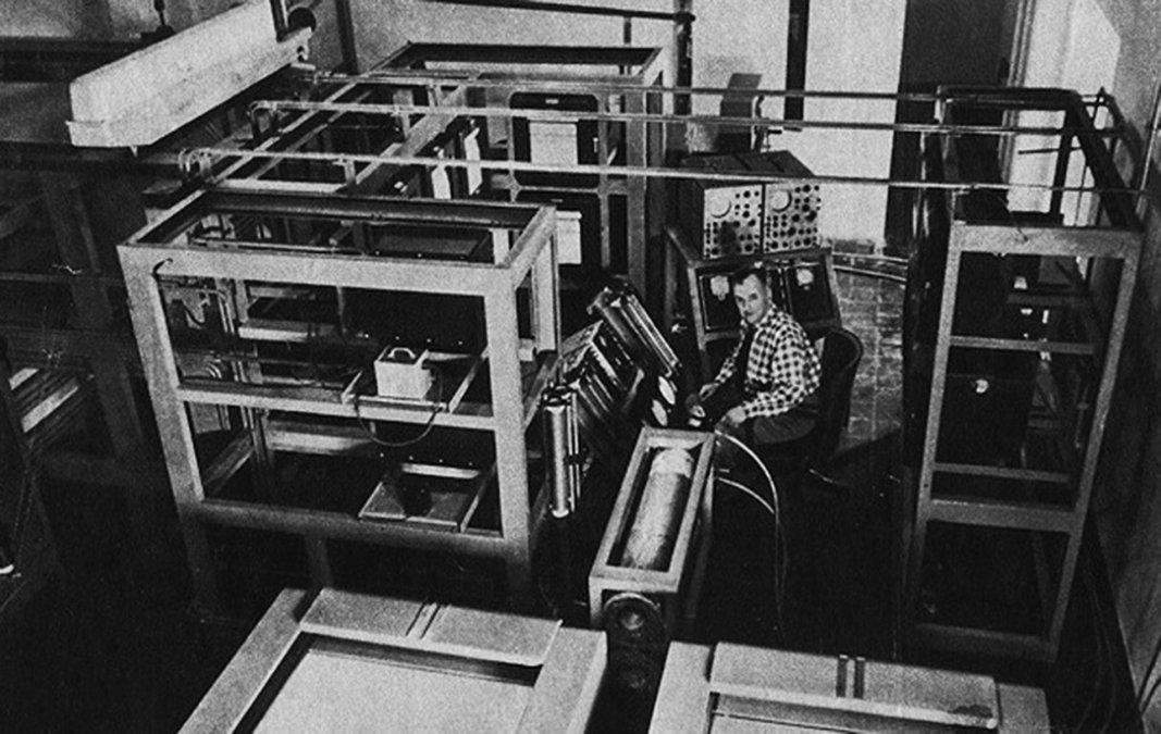 Ronald Richter - Proyecto Huemul.