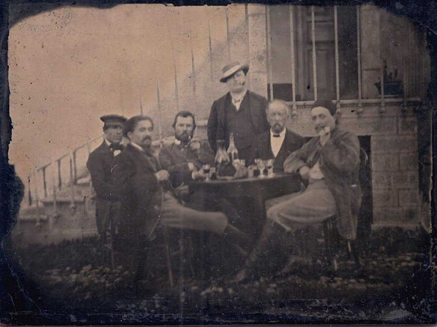 La primera fotografía confirmada de Vincent van Gogh adulto