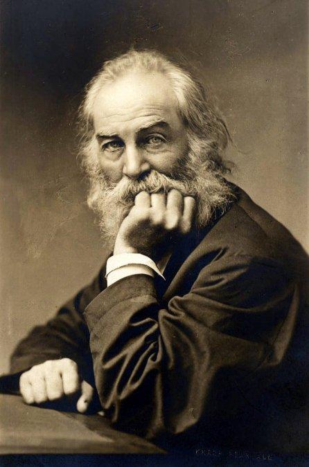 Walt Whitman, la alegría de los moribundos