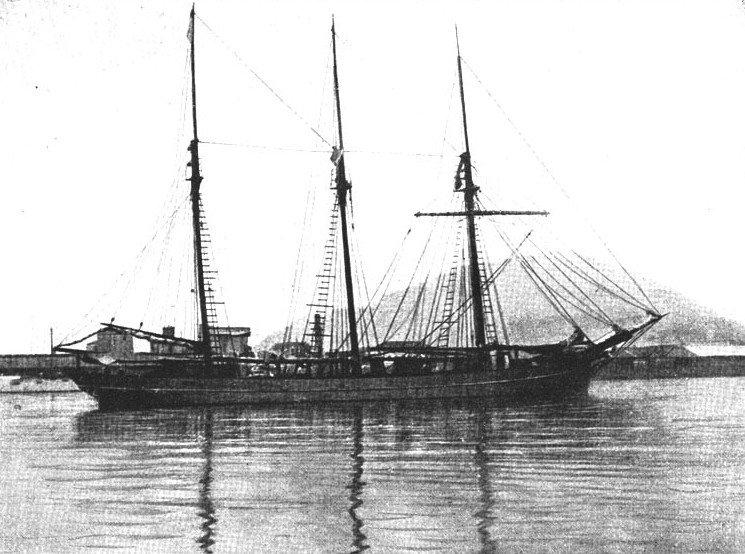 El barco de Brabo