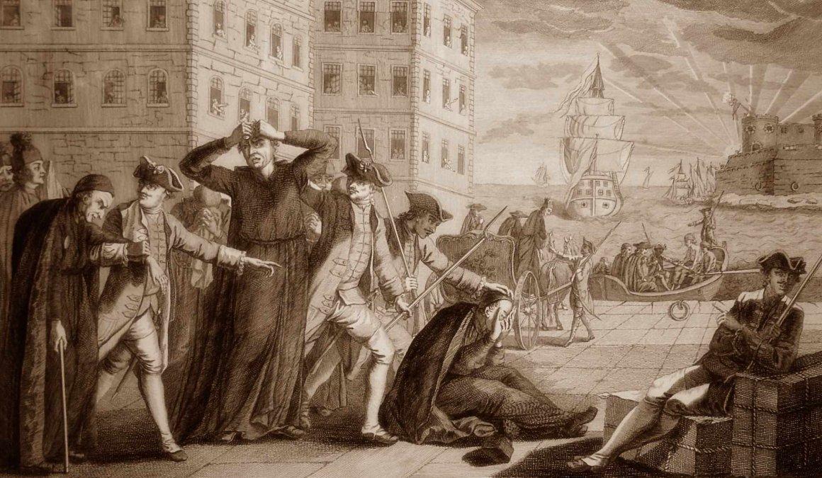 Los invitados indeseables: La expulsión de los jesuitas de Hispanoamérica en 1767