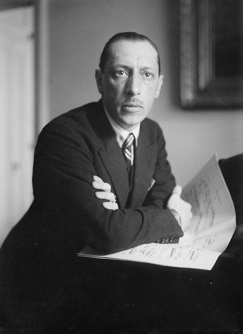 Stravinski, el músico fiel a sí mismo