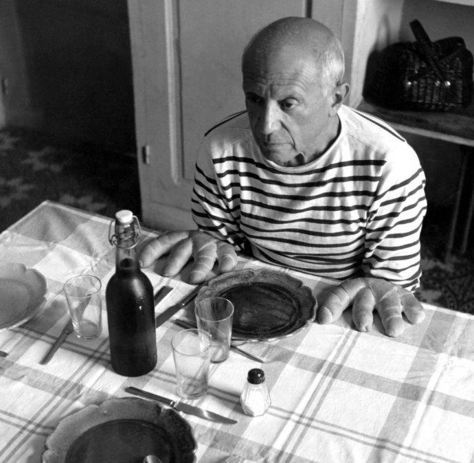 Pablo Picasso y la vocación del caos