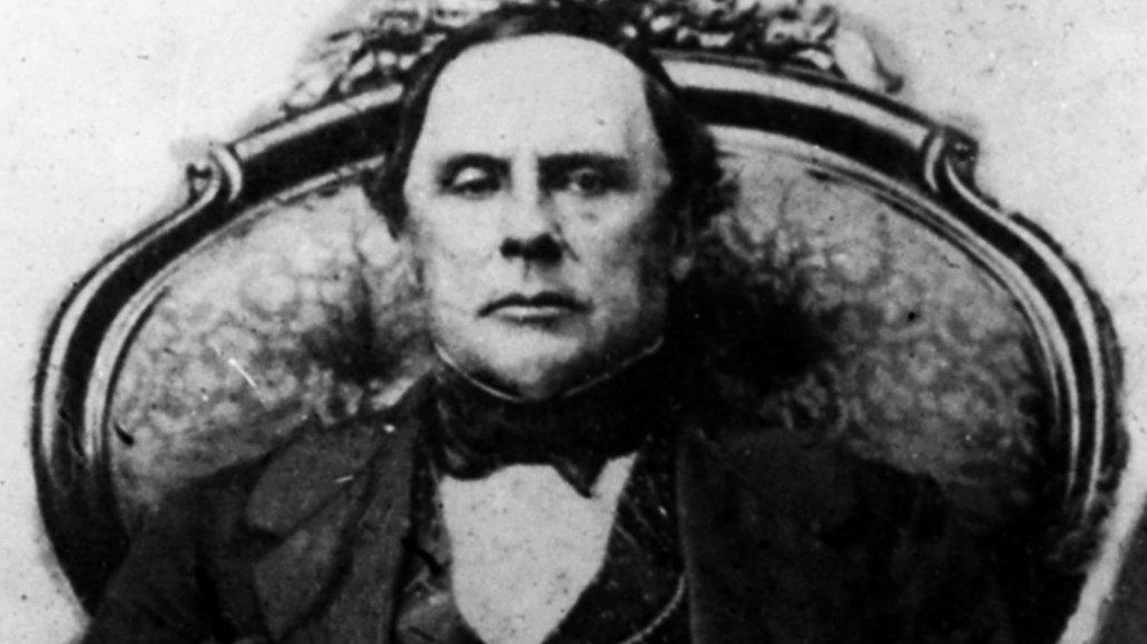 Justo José de Urquiza.
