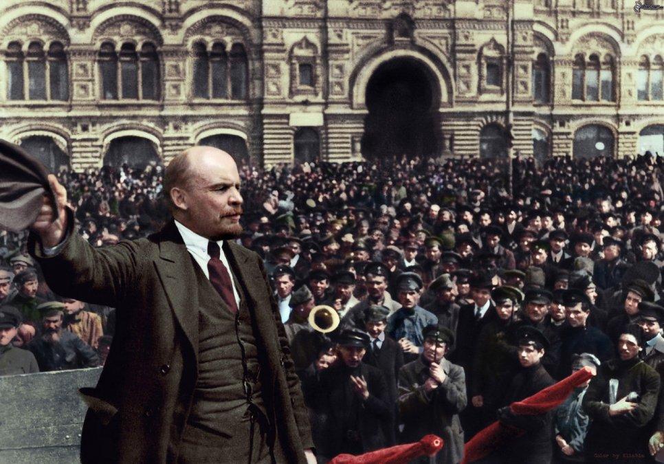 Una bala al corazón del gobierno zarista