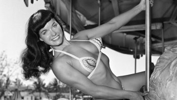 Bettie Page, la pin up definitiva